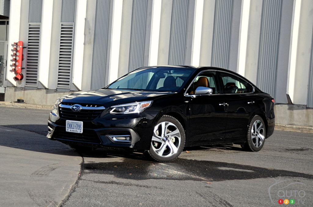 2020 Subaru Legacy GT Premier Review: The Return of the Turbo Does it a World of Good