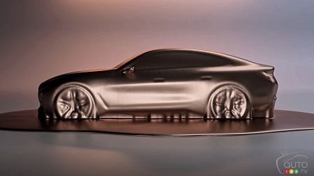 BMW's I4 Concept to Be Unveiled in Geneva