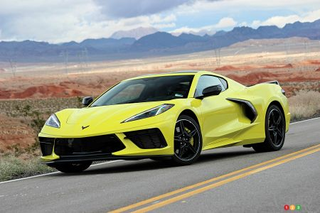 2020 Chevrolet Corvette Stingray First Drive: You Say You Want A Revolution…