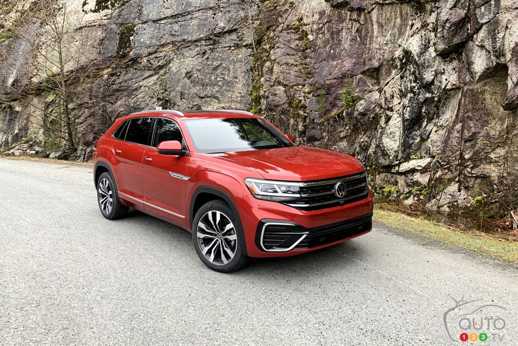 2020 Atlas Cross Sport First Drive Car Reviews Auto123