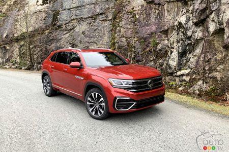 2020 Atlas Cross Sport First Drive: Following the fashion