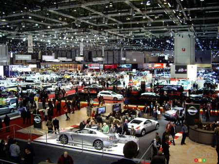 Geneva Motor Show Cancelled as a Result of Coronavirus Crisis