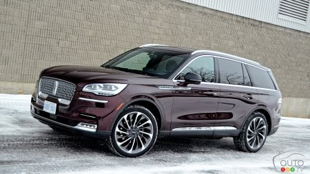 2020 Lincoln Aviator Review: a Heckuva Nice Surprise