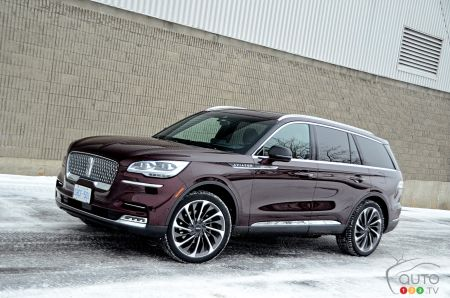 Essai du Lincoln Aviator 2020 : une fichue de belle surprise
