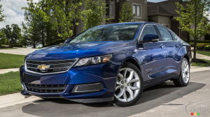 Chevrolet Has Produced its Last Impala