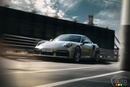 (Virtual) Geneva 2020: Porsche Presents the Turbo S Version of its 911