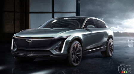 More Details About the Future Cadillac Lyriq Electric SUV