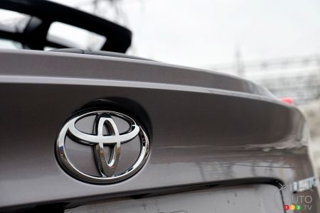 Toyota Canada adds 100,000 models to existing recall
