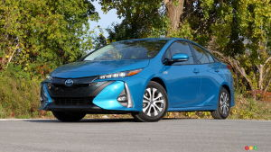2020 Toyota Prius Prime Review: What's Old Is New Again