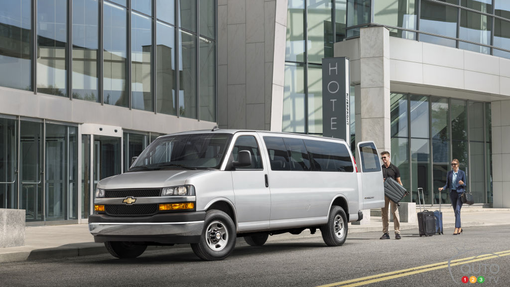 A New Engine for the Chevrolet ... Express