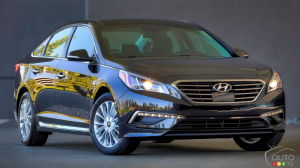 Hyundai Canada Recalling 13,552 Sonata Cars Over Fuel Leak Problem