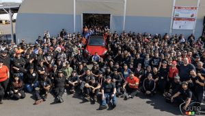 Tesla Produces its One Millionth Car