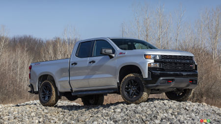 GM Recalling 2020 Chevy Silverado and GMC Sierra 1500 trucks