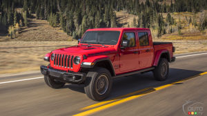 Jeep to Recall Wrangler and Gladiator Models Over Clutch Issue