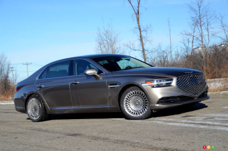 2020 Genesis G90 Review, Take 1: A Great Car In Search of Buyers