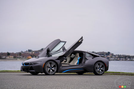 It's the End for the BMW i8