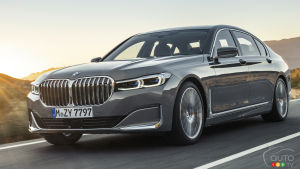 BMW Confirms an Electric 7 Series on the Way