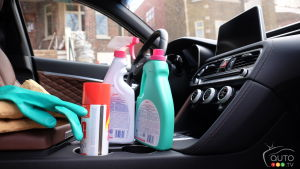 Coronavirus: How to Clean your Car Interior Properly