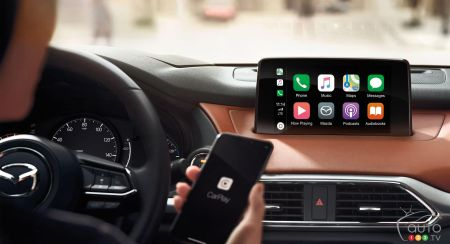 Apple CarPlay et Android Auto : plus dangereux que l'alcool au volant