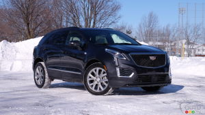 2020 Cadillac XT5 Review: Keeping up with the Teutons