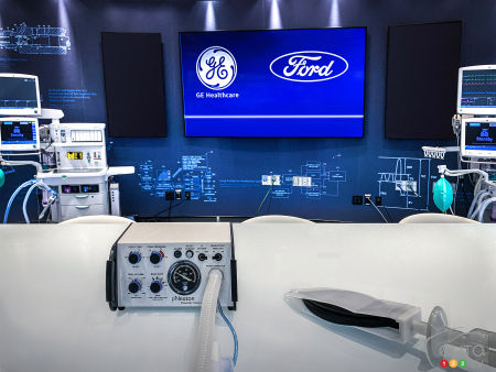 Coronavirus: Ford Promises 50,000 Ventilators in the Next 100 Days