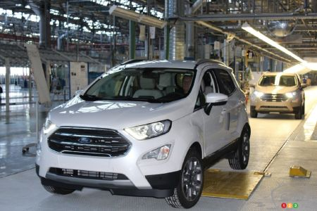 Ford's European Plants Staying Closed Until May 4
