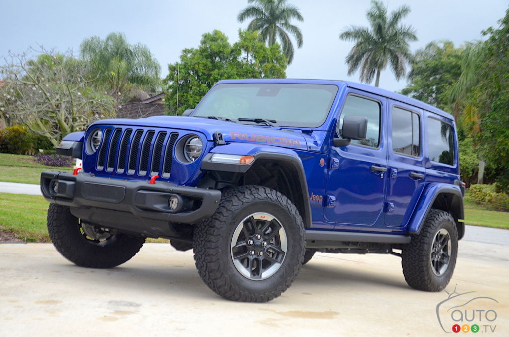 2020 Jeep Wrangler Diesel Review: We Evaluate Fuel Consumption