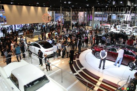 Beijing's Auto China Show Has Been Rescheduled for September 26