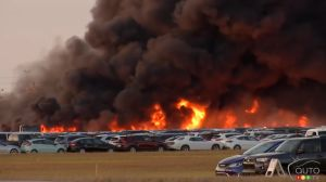 3,500 Rental Cars Damaged in Fire in Florida