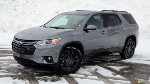 Chevrolet Traverse RS 2020