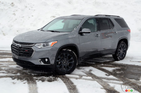2020 Chevrolet Traverse Review: One Option Among Many