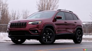 FCA Recalling 365,000 Vehicles over Backup Camera Issue