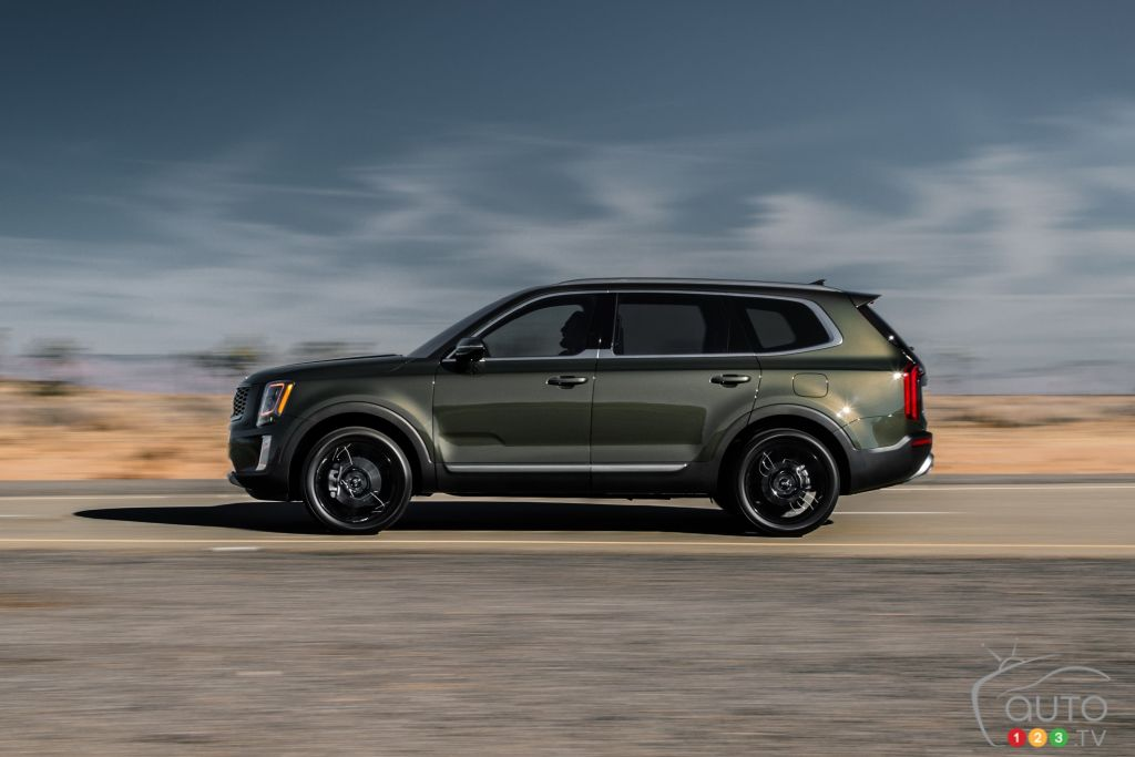 2020 World Car of the Year: The Kia Telluride Racks Up Another Win