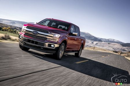A Range of Just 15 Km for the 2021 Ford F-150 Plug-In Hybrid?