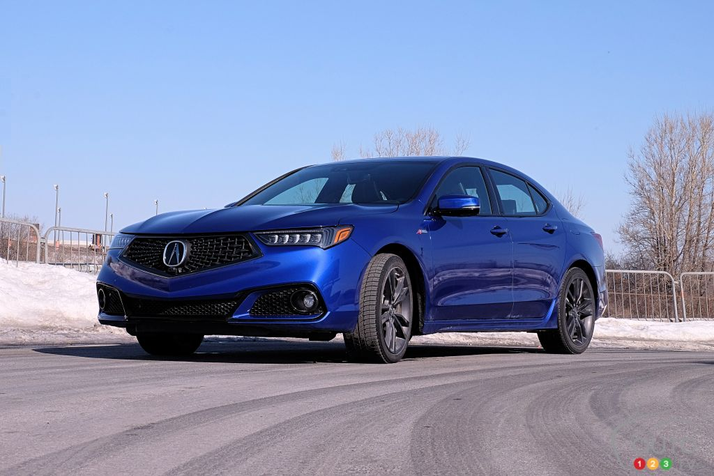 A Turbocharged V6 for the Next Acura TLX
