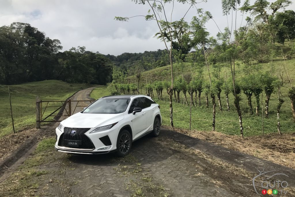 The Lexus RX as Magic Carpet: A Travelogue