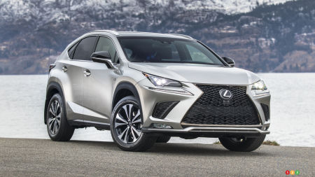 Next-Gen Lexus NX Likely to Include a Plug-in Version...