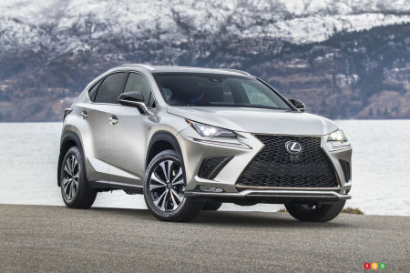 Next Gen Lexus Nx Likely To Include Phev Version Car News Auto123