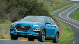 AWD and 275 HP for the Hyundai Kona N