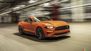 Hybrid Power and AWD Likely for the Next Ford Mustang
