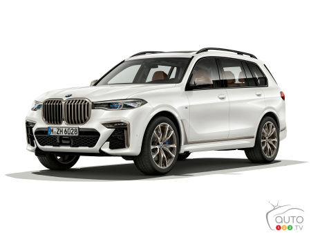 An X8 SUV On the Way from BMW?