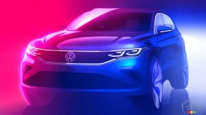 An Update for the Volkswagen Tiguan in 2022