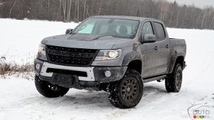 Only One Engine for the next Chevrolet Colorado/GMC Canyon?