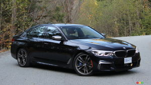 2020 BMW M550i Review: An M5-Lite That Isn't, Really