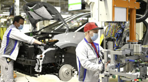 Volkswagen Restarts Production in Germany; Zwickau Plant the First to Reopen