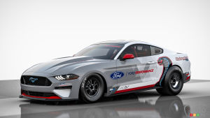 Ford presents a 1400-hp Electric Mustang: Meet the Cobra Jet