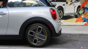 Mini Changes Name of Wheels on its 2020 Cooper SE