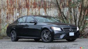 2020 Mercedes-Benz E 450 Review: Making a Case