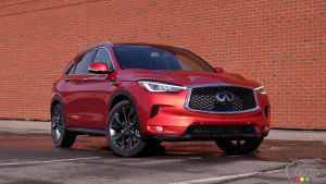 2020 Infiniti QX50 Review: Two out of Three Ain't Bad…