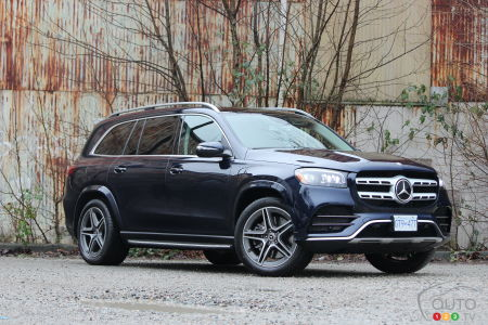 2020 Mercedes-Benz GLS 450 Review: The S-Class of SUVs Returns to the Ring